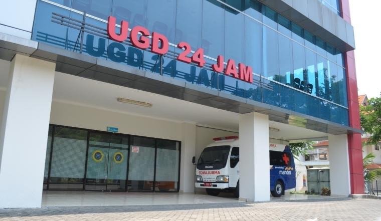 Igd 24 Jam Rumah Sakit Universitas Airlangga Rs Unair