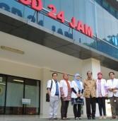 Direktur Utama RSUA Menerima Tamu Enam Lulusan Dokter Spesialis Obgin Baru