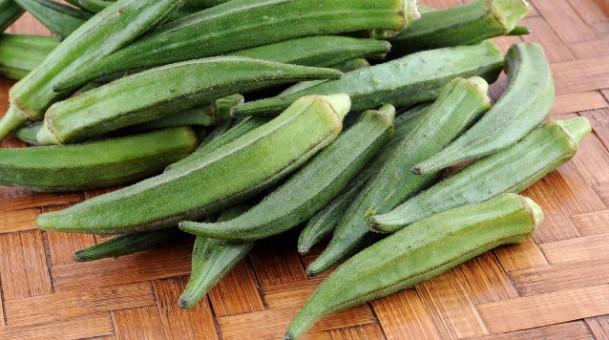 Sayur Okra Rendah Kalori dan Sodium
