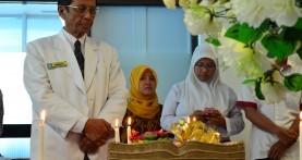 Perayaan Ulang Tahun Direktur Utama Rumah Sakit Universitas Airlangga (RSUA)