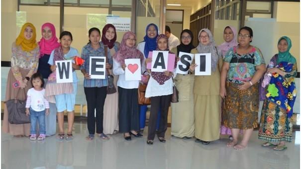 Kelas Pendukung ASI Rumah Sakit Universitas Airlangga