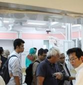 Kunjungan Universitas Indonesia di Rumah Sakit Universitas Airlangga