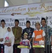 Buka Puasa Bersama Keluarga Besar Rumah Sakit Universitas Airlangga