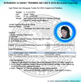 Surabaya 1st Basic Training INA CBG's di RS.UNAIR