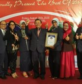 THE MOST TRUSTED HOSPITAL AND QUALITY SERVICE  OF THE YEAR 2016 UNTUK RS UNIVERSITAS AIRLANGGA