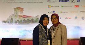 RUMAH SAKIT UNIVERSITAS AIRLANGGA SEBAGAI PESERTA PERTEMUAN HOSPITAL MANAGEMENT ASIA 2016