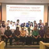 INTERPROFESSIONAL HEALTH EDUCATION FOR COLLABORATION DI RUMAH SAKIT UNIVERSITAS AIRLANGGA