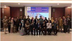 Pelantikan Komite Koordinasi Pendidikan (KOMKORDIK) Rumah Sakit Universitas Airlangga Surabaya