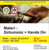 WORKSHOP 28 Juli 2017