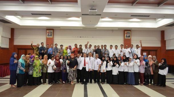 Networking untuk kemanfaatan RS Unair ke Stakeholder Kabupaten Lamongan