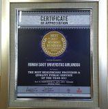 Penganugerahan Award RS UNAIR bidang Healthcare & Services