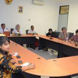 Kunjungan Studi Banding RS Universitas Sebelas Maret Surakarta di RS UNAIR