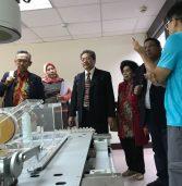 Pra MOA RS Unair dengan Taiwan dalam Investasi Pelayanan Kesehatan Mutakhir