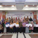 Direktur RS Universitas Airlangga, Prof. Dr. Nasronudin,Sp.PD.,KPTI-FINASIM terpilih sebagai Ketua Asosiasi Rumah Sakit Perguruan Tinggi Negeri (ARS PTN)