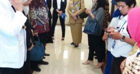 Pengobatan Tradisional dan Komplementer di RS UNAIR mendapat kunjungan dari Direktorat Bina Pelayanan kesehatan tradisional alternatif dan komplementer KEMKES RI