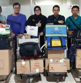 Tim Kesehatan RS UNAIR peduli gempa LOMBOK Nusa Tenggara Barat