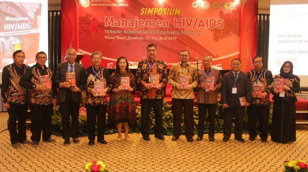 Peluncuran Buku HIV / AIDS