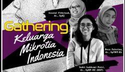 Gathering Keluarga Mikrotia Indonesia
