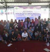 FAMILY GATHERING KELUARGA MICROTIA INDONESIA BERSAMA RS UNAIR DI SEMARANG
