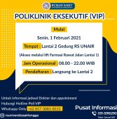 POLI EKSEKUTIF (VIP)