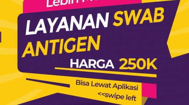LAYANAN SWAB ANTIGEN