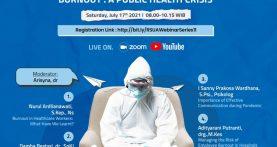 Healthcare Workers Burnout: A Public Health Crisis